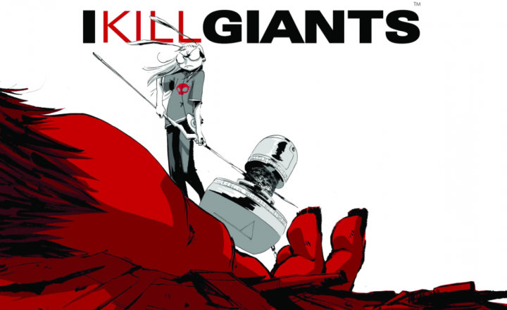 I Kill Giants: la graphic novel diventa un film per Hollywood