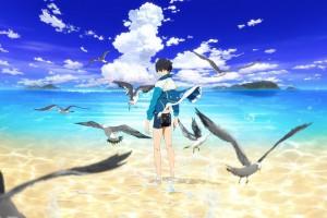 Free! Starting Days, Kyoto Animation annuncia film per Free!!