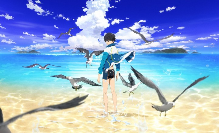 Free! Starting Days, Kyoto Animation annuncia film per Free!!