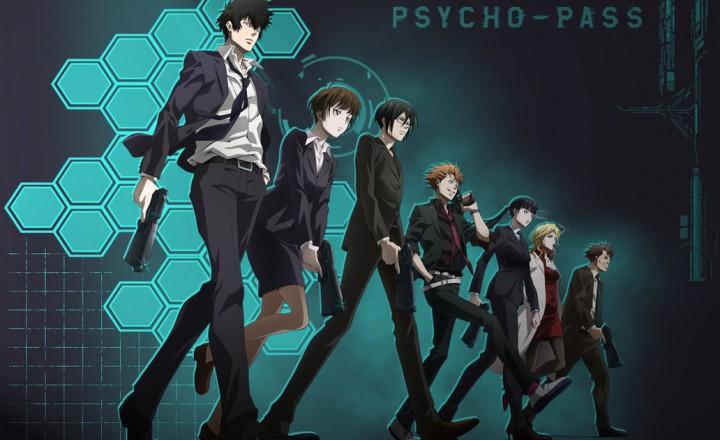 Psycho-Pass (サイコパス, Production I.G.)