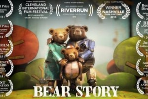 Cortometraggio: Historia de un Oso (Bear Story)