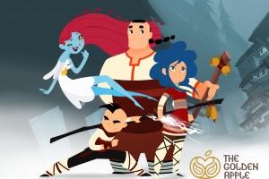 Il progetto kickstarter The Golden Apple: un cartoon sulle leggende e il folklore balcano.
